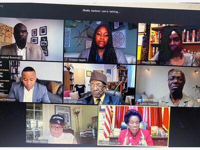 Congress advances reparations for descendants of black American slaves